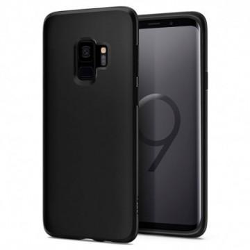 Spigen Liquid Crystal Galaxy S9 Matte Black