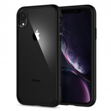 Spigen Ultra Hybrid Iphone Xr Matte Black