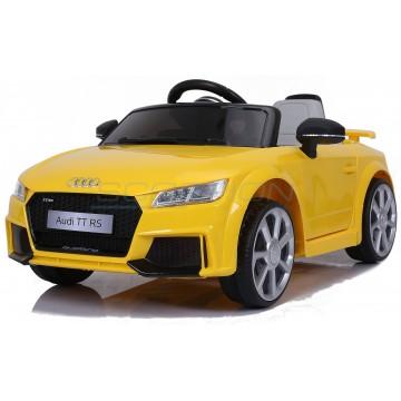 Ηλεκτροκίνητο AUDI TT RS 5246024 Κίτρινο