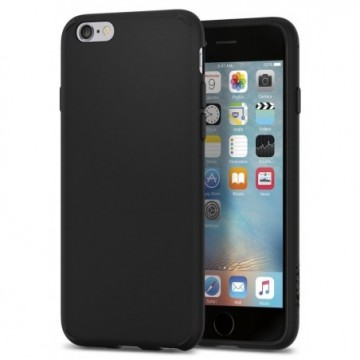 Spigen Liquid Crystal Iphone 6/6s (4.7) Matte Black