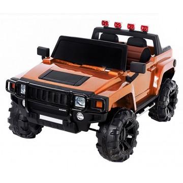 Ηλεκτροκίνητο Hummer Style 5248018 Πορτοκαλί