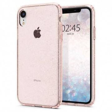 Spigen Liquid Crystal Iphone Xr Glitter Rose