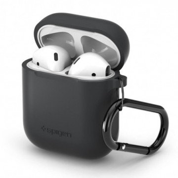 Spigen Airpods Case Charcoal