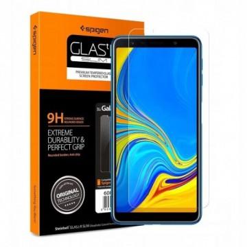 Spigen Glas.Tr Slim Galaxy A7 2018