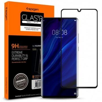 Spigen Glas.Tr Slim Huawei P30 Pro Black