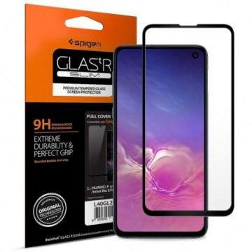 Spigen Glass Fc Galaxy S10e Black