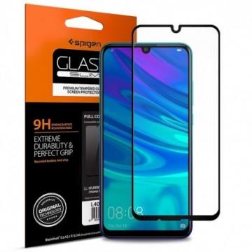 Spigen Glass Fc Huawei P Smart 2019 Black