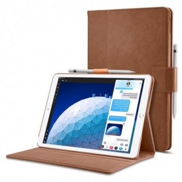 Spigen Stand Folio Ipad Air 3 2019 / iPad Pro 10.5 Brown