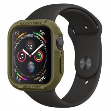 Spigen Rugged Armor Apple Watch 4 (40MM) Olive Green