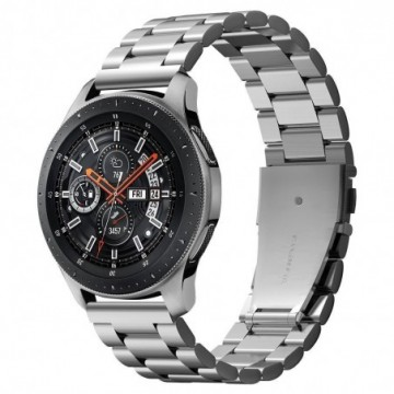 Spigen Modern Fit Band Samsung Galaxy Watch 46mm Silver