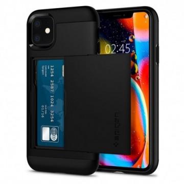 Spigen Slim Armor Cs Iphone 11 Black