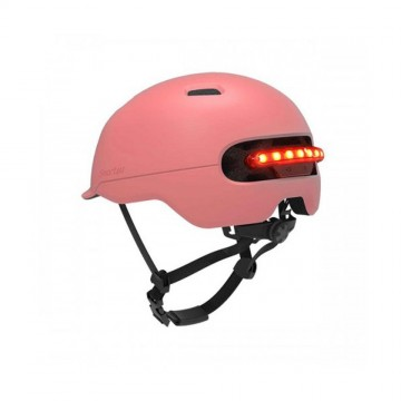 SMART4U Helmet SH50M Medium Red (Pink)