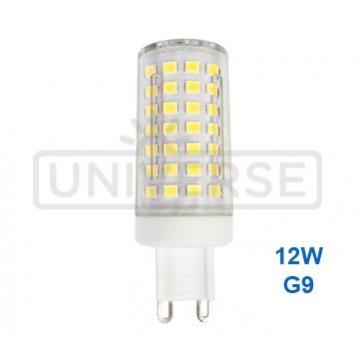 Λάμπα G9 LED 12W Universe 3000K