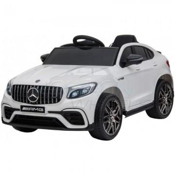 Ηλεκτροκίνητο Mercedes Benz GLC 63S AMG Original 5246062 Λευκό