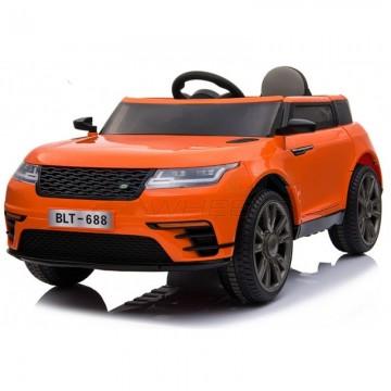 Ηλεκτροκίνητο Range Rover Velar Style  Με οθόνη 52460541 Πορτοκαλί