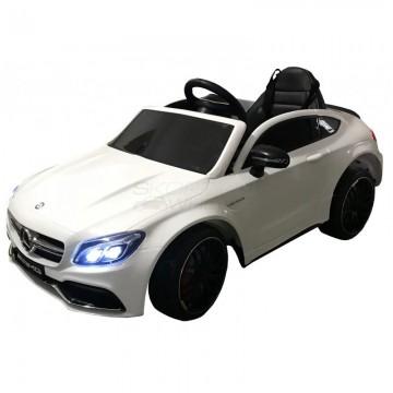 Ηλεκτροκίνητο Mercedes Benz C63S AMG Original 5246063 Λευκό