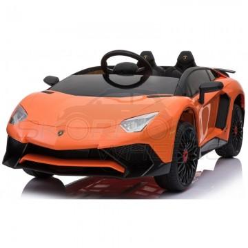 Ηλεκτροκίνητο Lamborghini 5246033 Πορτοκαλί