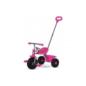 Παιδικό τρίκυκλο ποδήλατο 527201 2 σε 1 Ροζ