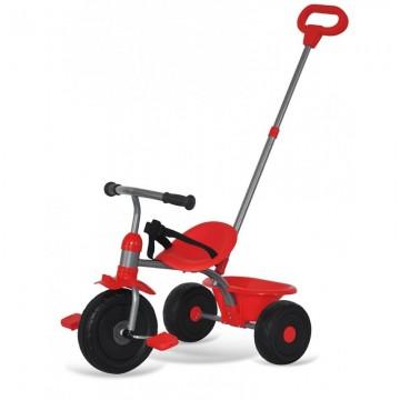 Παιδικό τρίκυκλο ποδήλατο 527201 2 σε 1 Κόκκινο