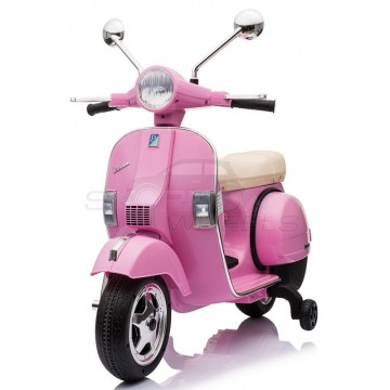 Ηλεκτροκίνητη μηχανή Vespa Piaggio Original 5245050 Ροζ