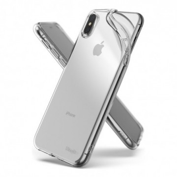 Ringke Air Kit Caseand card holder  iPhone XS Max transparent (ARAP0014-RPKG)