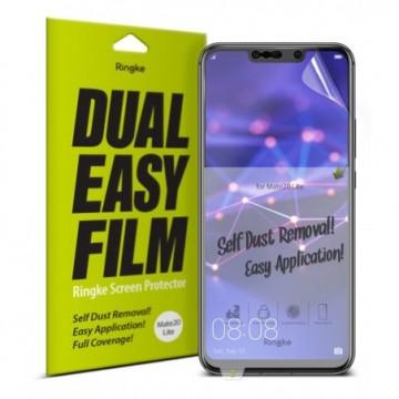 Ringke Dual Easy Film 2x Protector  Huawei Mate 20 Lite (ESHW0001)
