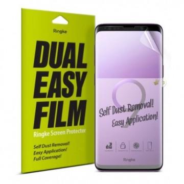 Ringke Dual Easy Film 2x protector Samsung Galaxy S9 G960 (ESSG0006)
