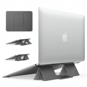 Ringke Folding Stand 2 Foldable Portable Holder  Laptop Notebook gray (ACST0011)