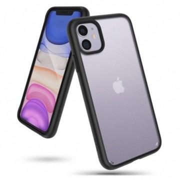 Ringke Fusion Matte PC Case  iPhone 11 black (FMAP0007)