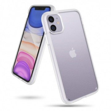 Ringke Fusion Matte PC Case  iPhone 11 white (FMAP0006)