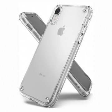 Ringke Fusion Matte PC Case  iPhone XR transparent