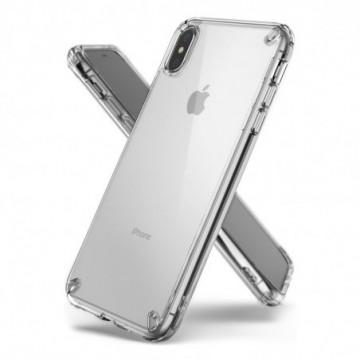 Ringke Fusion PC Case  iPhone XS Max transparent (FSAP0029-RPKG)