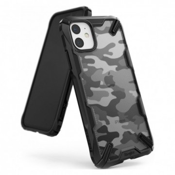 Ringke Fusion X Design Case  iPhone 11 Camo Black (XDAP0003)