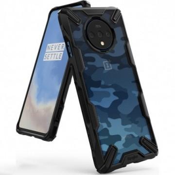 Ringke Fusion X Design Case  OnePlus 7T Pro Camo Black (XDOP0003)