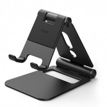 Ringke Super Folding Stand foldable phone and tablet stand black (ACST0010)