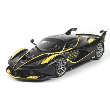 Bburago 1:18 Ferrari FXX-K Black 18-16907 black SIGNATURE
