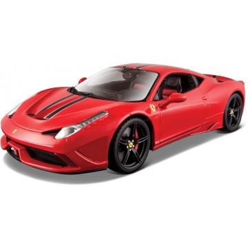 Bburago 1:18 Ferrari 458 Speciale 18-16903 SIGNATURE