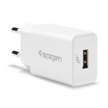 Spigen F110 Ip2.4 Network Charger White