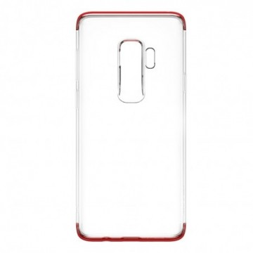Baseus Armor Case with TPE Bumper for Samsung Galaxy S9 Plus G965 red (WISAS9P-YJ09)