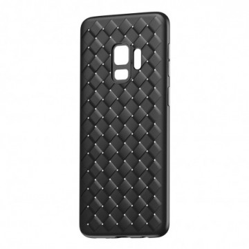 Baseus BV Weaving Case for Samsung Galaxy S9 G960 black (WISAS9-BV01)