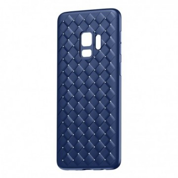 Baseus BV Weaving Case for Samsung Galaxy S9 G960 blue (WISAS9-BV15)