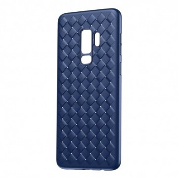 Baseus BV Weaving Case for Samsung Galaxy S9 Plus G965 blue (WISAS9P-BV15)