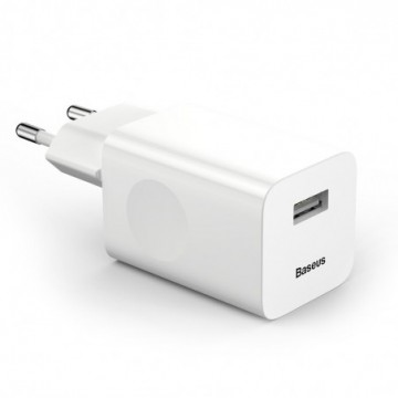 Baseus Charging Adapter white (CCALL-BX02)