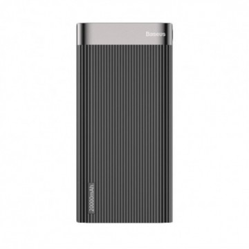 Baseus Parallel Power Bank 20000 mAh black (PPALL-APX01)