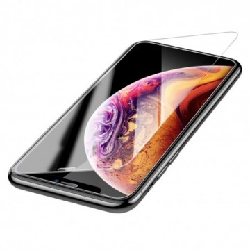 Baseus Full Coverage Tempered Glass for iPhone XR / iPhone 11 transaprent (SGAPIPH61-ES02)