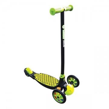 Πατίνι Y Glider Deluxe 18' Πράσινο