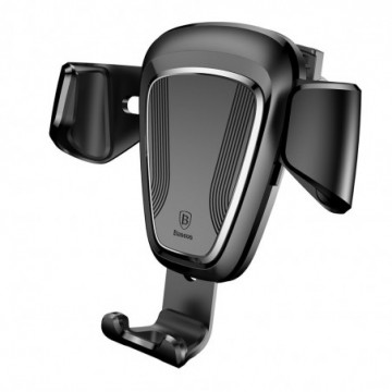 "Baseus Gravity Car Bracket  Holder for 4-6"" Devices black (SUYL-01)"