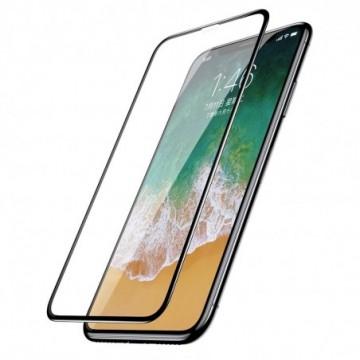Baseus PET Soft 3D Tempered Glass for Apple iPhone 11 Pro / iPhone XS / iPhone X black (SGAPIPHX-KA01)