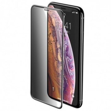 Baseus Tempered Glass for Apple iPhone 11 Pro / iPhone XS / iPhone X black (SGAPIPH58-WC01)