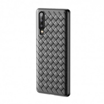 Baseus BV Weaving Case for Huawei P30 black (WIHWP30-BV01)